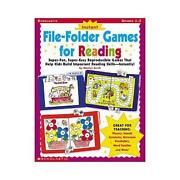 File Folder Game Books