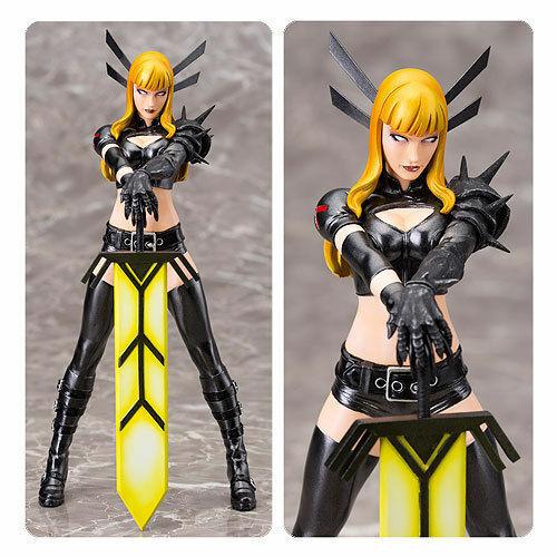 Kotobukiya Marvel Comics Now! Magik ArtFX+ Statue Figure NIB NEW USA Authentic