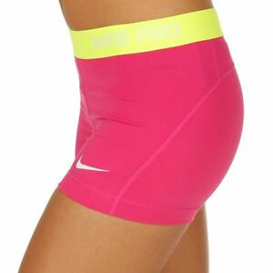 BRAND NEW Pink Nike Pro Work Out Shorts DRY FIT Kitchener / Waterloo Kitchener Area image 4