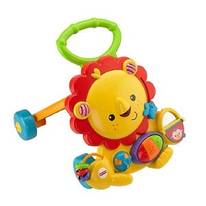 Fisher-Price - Musical Lion Activity Walker