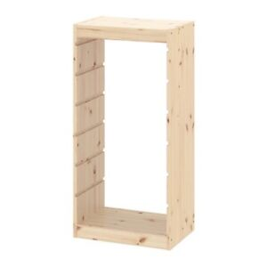 Storage Frame Shelf - TROFAST (IKEA) - Pine