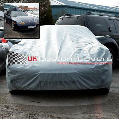 PORSCHE BOXSTER 986 & 987 ULTIMATE TAILORED WATERPROOF OUTDOOR CAR COVER 200