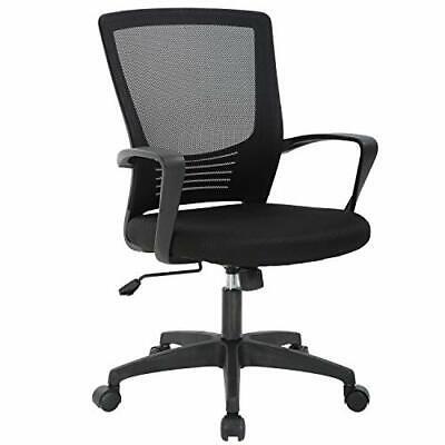 Office Chair Ergonomic Desk Chair Swivel Rolling Computer Chair Executive Lumbar