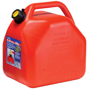Brand New Never Used Scepter's 20 L./ 5 Gal. Gas Can