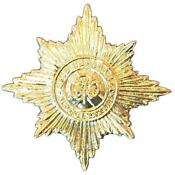 Irish Guards Badge