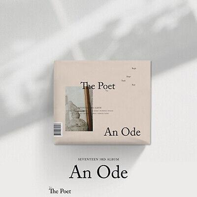 SEVENTEEN [AN ODE] 3rd Album Ver.2 CD+2ea Photo Book+4p Photo Card K-POP SEALED