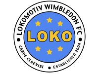 Lokomotiv Wimbledon FC - Football Players Wanted for 11-a-Side Team!