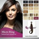 Microtube Hair Extensions