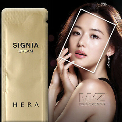 HERA Signia Cream 30pcs 30ml Total Anti-Aging Wrinkle Amore Pacific Newest +Gift