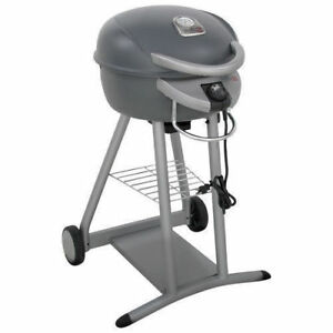 Char-Broil Electric BBQ barbecue grill patio balcony new