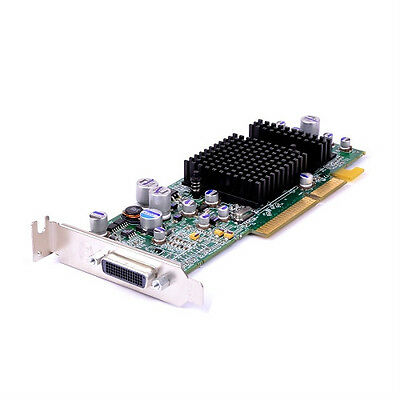 Low Profile Agp Card (ATI FireGL T2-64 64MB DDR AGP LFH-60 Low Profile Video Card Only BRAND NEW OEM )
