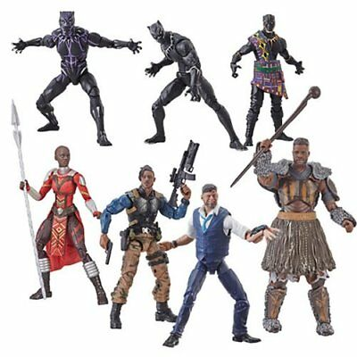 Marvel Legends Black Panther Wave 2 Set M'Baku BAF Presale