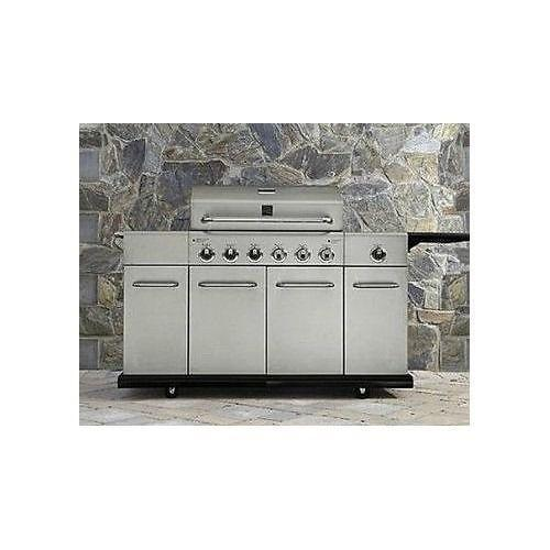 natural gas outdoor grill ebay. Black Bedroom Furniture Sets. Home Design Ideas