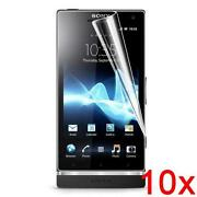 Sony Xperia s Screen Protector