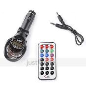 Wireless USB Audio FM Transmitter