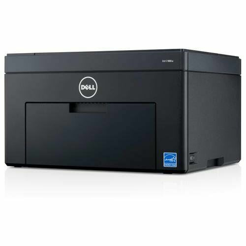 DELL C1660W WIRELESS 2-LINE 5 WAY KEY USB LED COMPACT COLOR