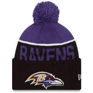 Baltimore Ravens NFL On Field New Era Beanie