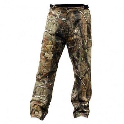 Men's Scent Blocker Ripstop 6 Pocket Pants XXX-Large Realtree Xtra Camo