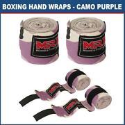 Purple Boxing Gloves