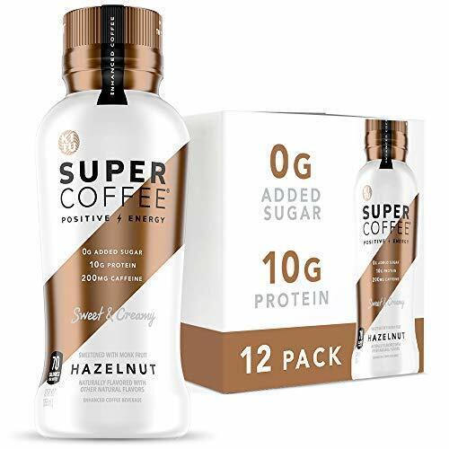 Kitu Super Coffee, Keto Protein Coffee (0g Added Sugar, 10g Protein, 70 Calories