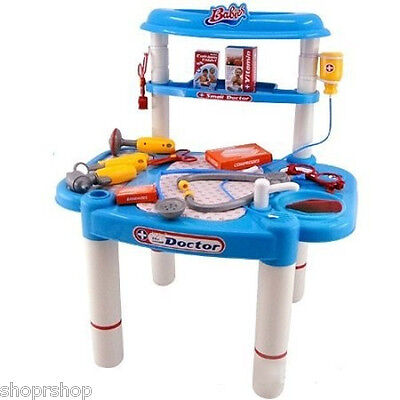Little Doctors Deluxe Medical Doctor Playset for Kids PS803 NEW