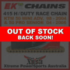 EK Chain Motorcycle Chains