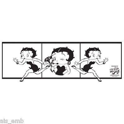 Betty Boop Comic Heat Press Transfer For T Shirt Sweatshirt Tote Fabric 714a