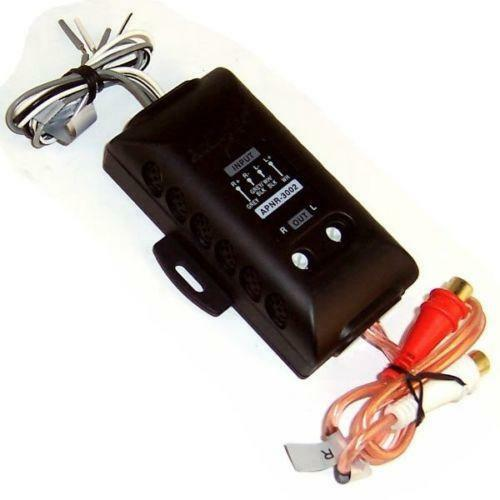 Speaker Wire To Rca Converter Ebay