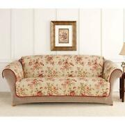 Floral Slipcover