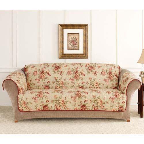 Floral Slipcover Ebay