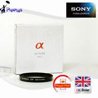 Nuovo Autentico Sony Alpha Uv 49mm Filtro 49 Mm Per Sony Nex - sony - ebay.it