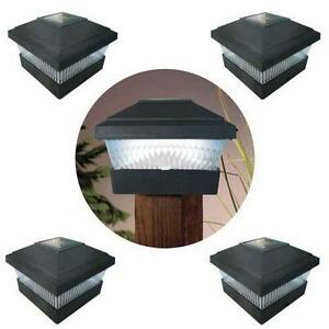 Solar post lights solar lights ebay solar decking post lights aloadofball Image collections