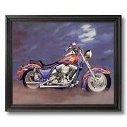 Harley Davidson Wall Art