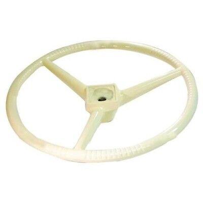 Steering Wheel Allis Chalmers Tractor D10 D12 D14 D15 D17 D19 D21 Creme