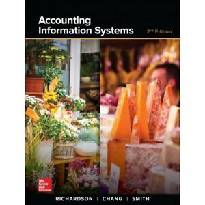 Accounting Information Systems - 2nd Ed