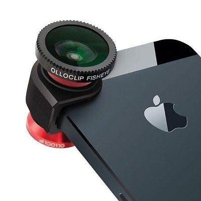 Fotospass mit Aufsteckobjektiven von Olloclip