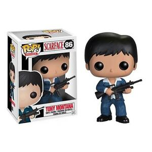 Funko POP! Movies: Scarface Tony Montana at JJ Sports!