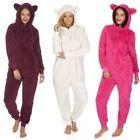 Fleece Onesie Sleepwear for Women