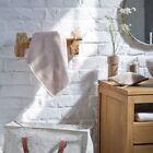 Solid Wood Towel Rails