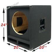 Empty Speaker Cabinet