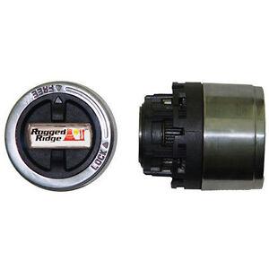 Rugged Ridge Manual Locking Hubs Conversion Ford Ranger 4X4 Mazda B3000 15001.70