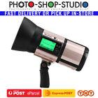 600 Ws Studio Flash Heads & Power Supplies