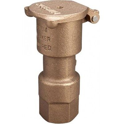 Irritrol RAINSPRAY #33 BRASS QUICK COUPLING VALVE 25mm, Single Body *USA Brand