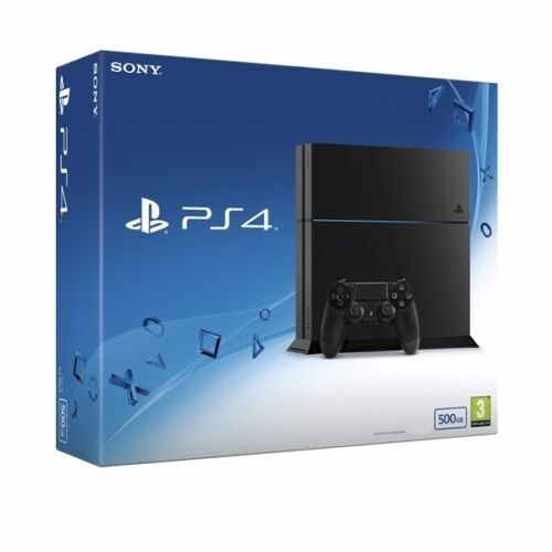 Sony PS4 500GB Console - New - Console only (no controller)