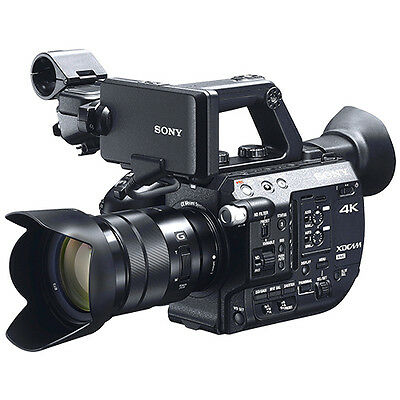 Sony PXW-FS5 XDCAM Super 35 Camera System 4K Camcorder with 18-105mm Zoom Lens