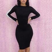 Plus Size Club Dress