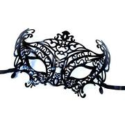 Black Masquerade Masks