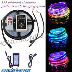 Waterproof RGB Dream Color 6803 IC LED Strip Light 133 Color  RRF Malaga Swan Area Preview