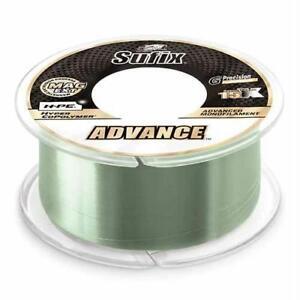 Sufix 604-114G Advance Monofilament Low Vis Green 15lb 330yd Fishing Line