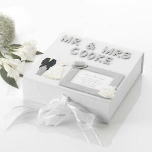 Personalised wedding cards ebay large personalised wedding card solutioingenieria Image collections